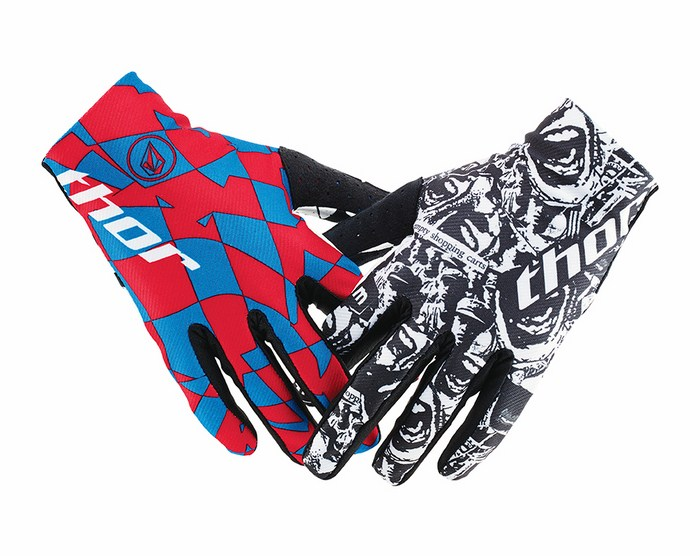 Thor Void Plus Volcom Paradox gloves