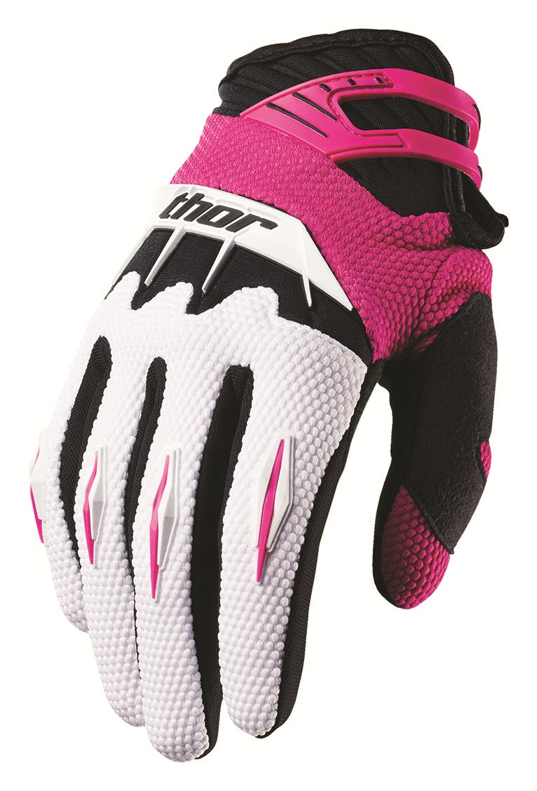 Thor Women's Spectrum Gloves pink
