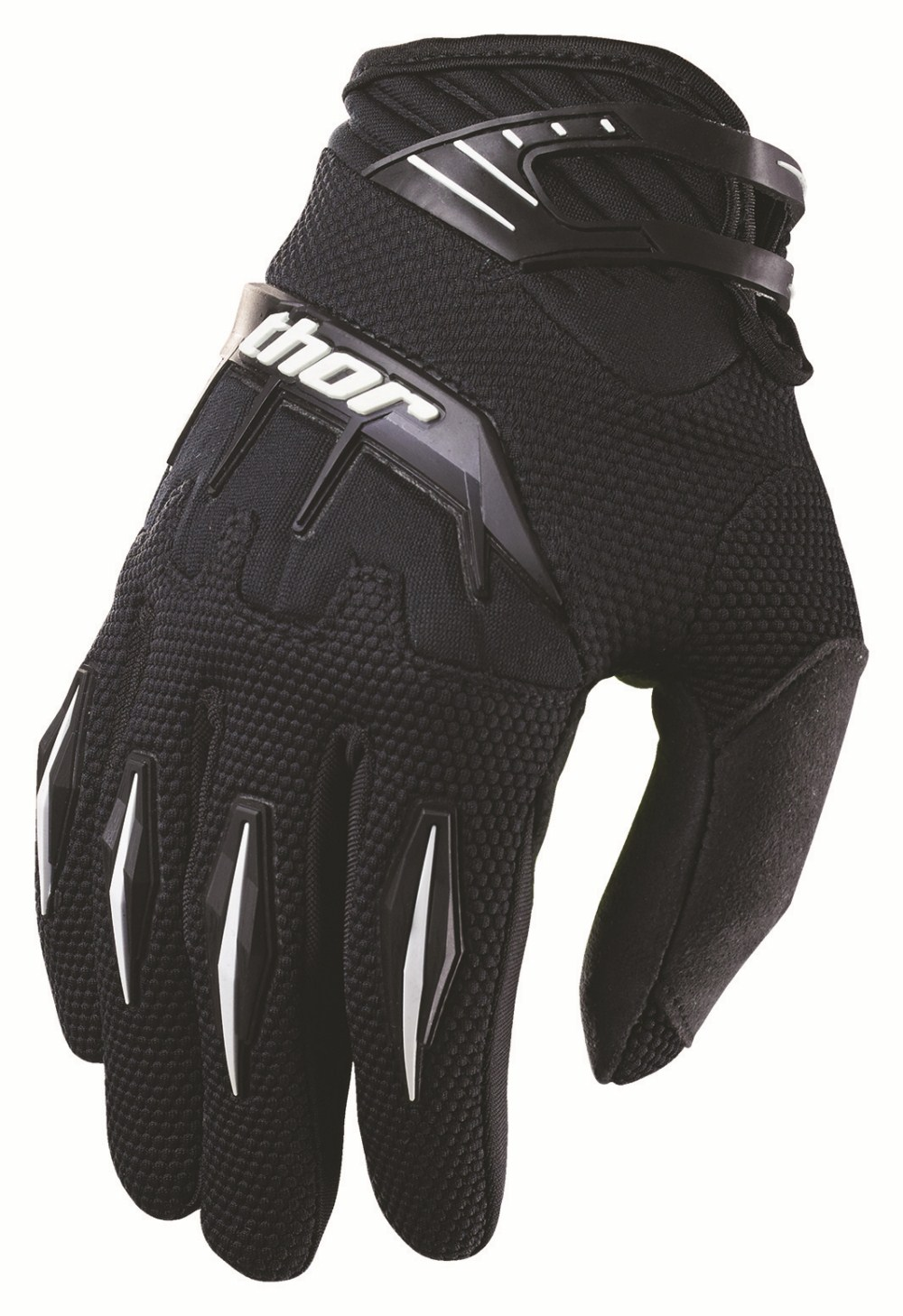 Thor Youth Spectrum Gloves black