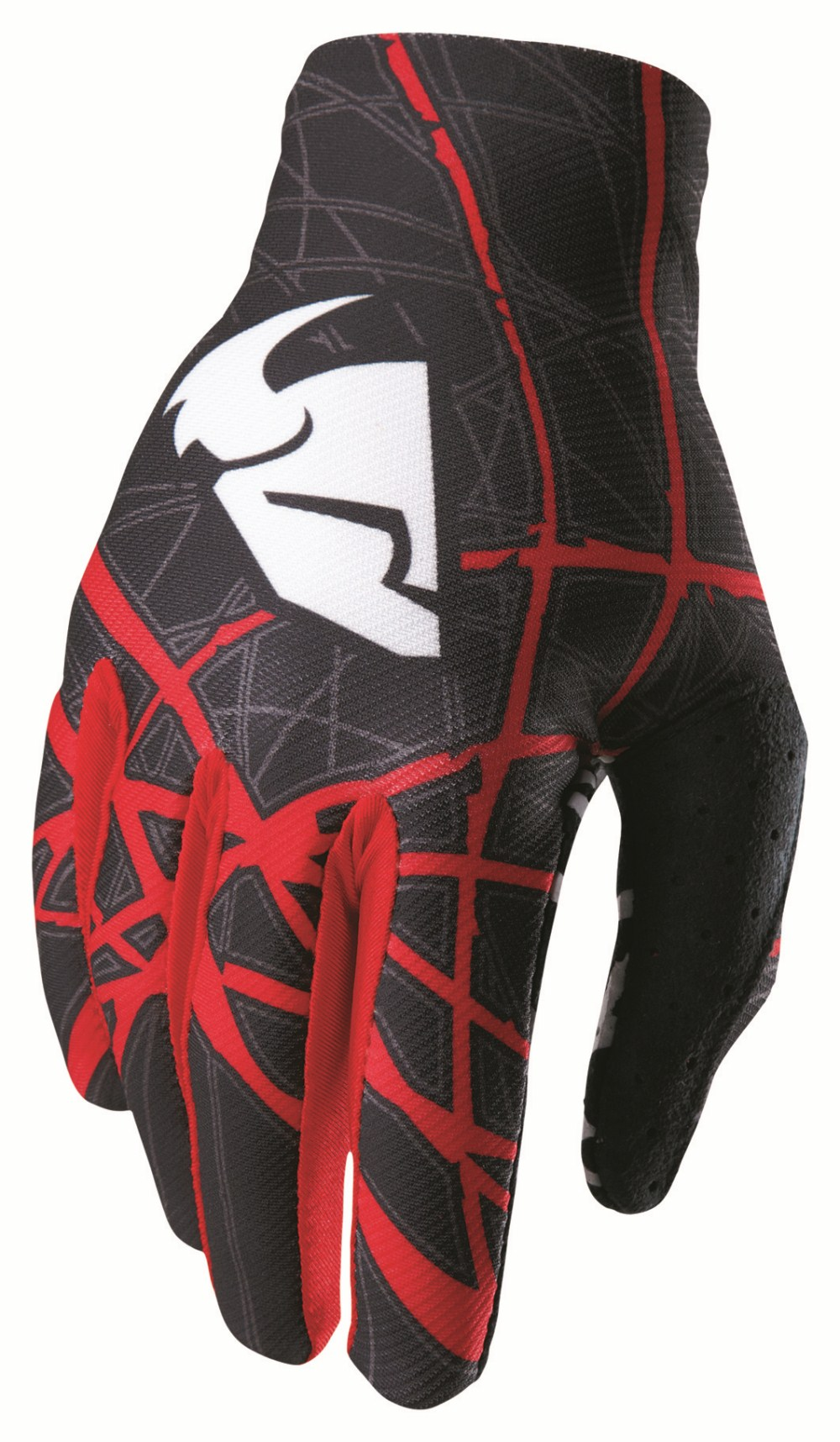 Thor Youth Void Plus Gloves red