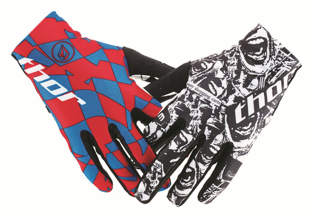 Thor Youth Void Plus Gloves Volcom Paradox