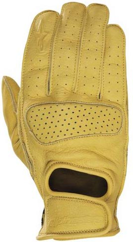 Alpinestars Hero leather gloves Khaki 350258