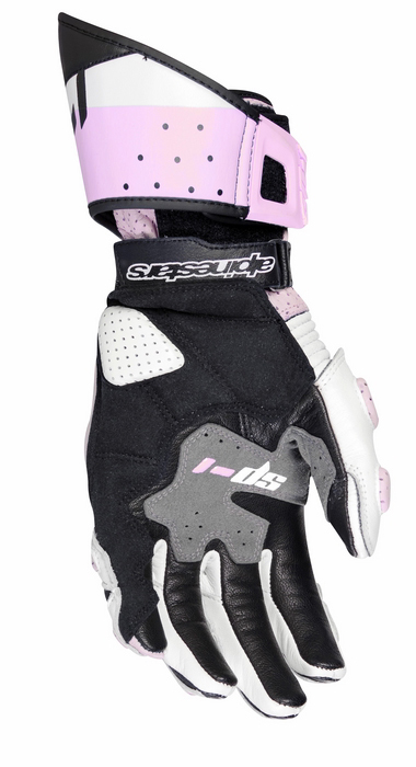 Women leather motorcycle gloves Alpinestars Stella SP-1 Pi