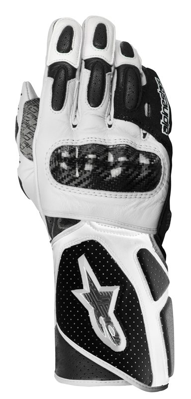 ALPINESTARS Stella SP-2 leather lady gloves col. black-white