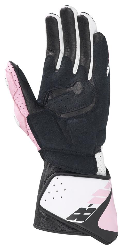 Guanti moto pelle donna Alpinestars Stella SP-8 rosa