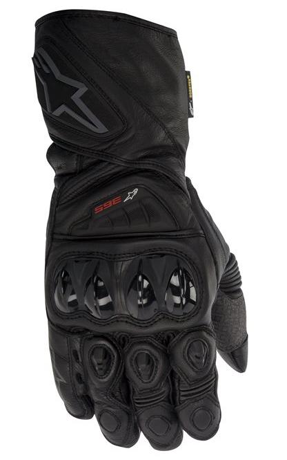 Alpinestars Motorcycle Gloves X-365 Black Trafit