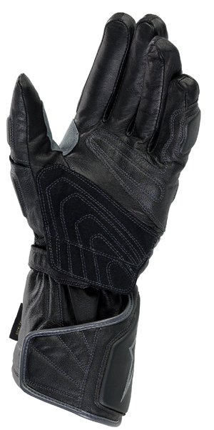 Alpinestars WR-3 Gore-Tex leather gloves black