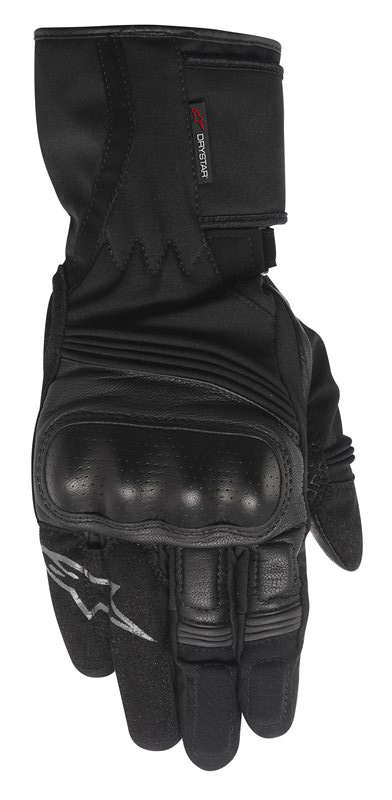 Valparaiso Drystar Gloves Alpinestars Black