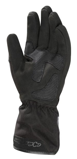 Alpinestars Quark DNS all weather motorcycle gloves black