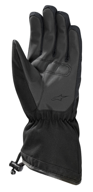 Alpinestars Messenger Drystar gloves black