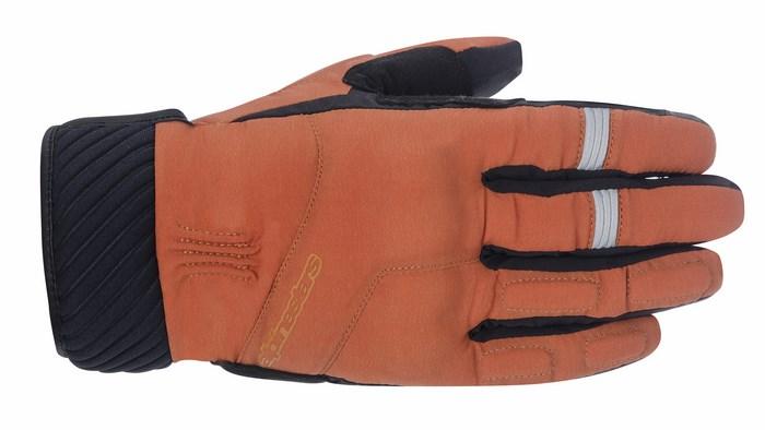 Alpinestars Yari Drysta gloves orange