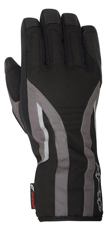 Alpinestars Stella Oslo Drystar woman gloves Black Anthracite