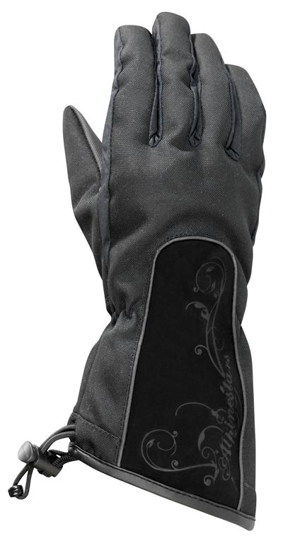 Alpinestars Stella Messenger Drystar women gloves black