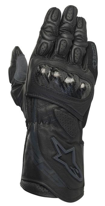 ALPINESTARS SP-2 leather gloves col. black