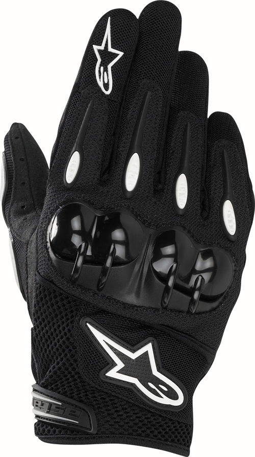 Alpinestars Octane Hard Knuckle of-road gloves black