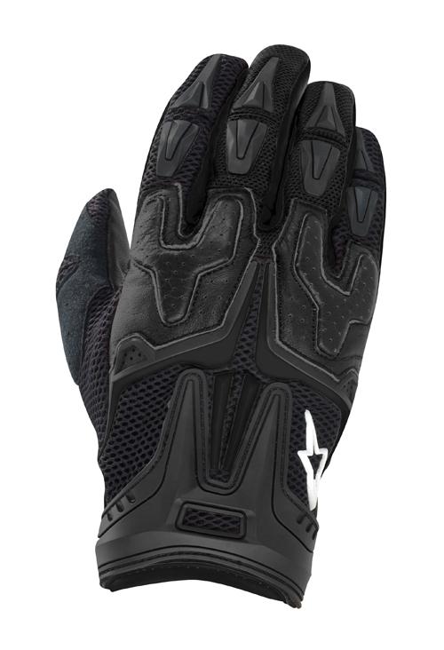 Alpinestars SMX Prowler Air summer gloves black