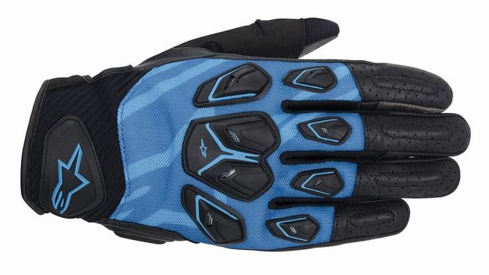 Alpinestars Masai gloves black blue
