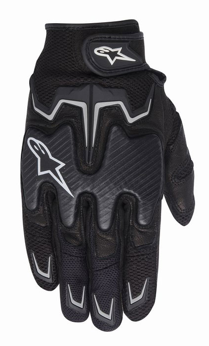 Alpinestars Fighter Air summer gloves Black