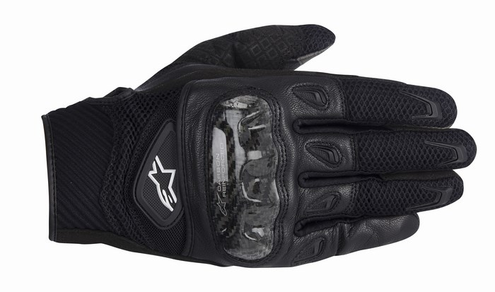 Alpinestars SMX-2 Air Carbon gloves black