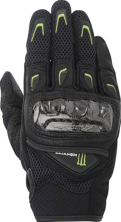 Alpinestars Monster M30 Air summer gloves