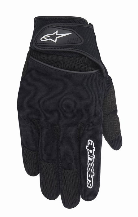 Alpinestars Spartan summer gloves Black