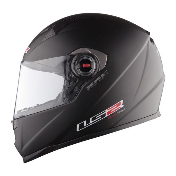 Full face helmet LS2 FF358 Concept Matte Black