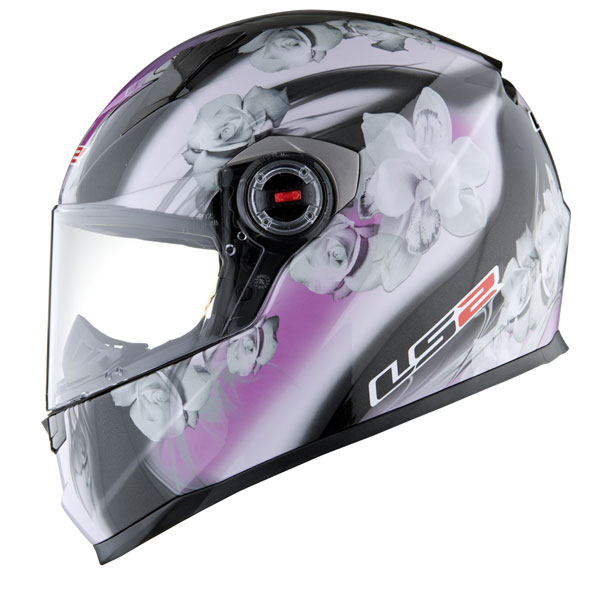 Full face helmet LS2 FF358 Chic black pink
