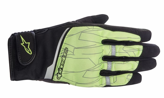 Alpinestars Stella Haku Margarita Phantom gloves