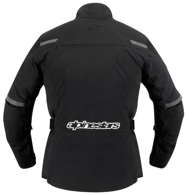 Giacca moto Alpinestars Tech Road Gore-tex nera