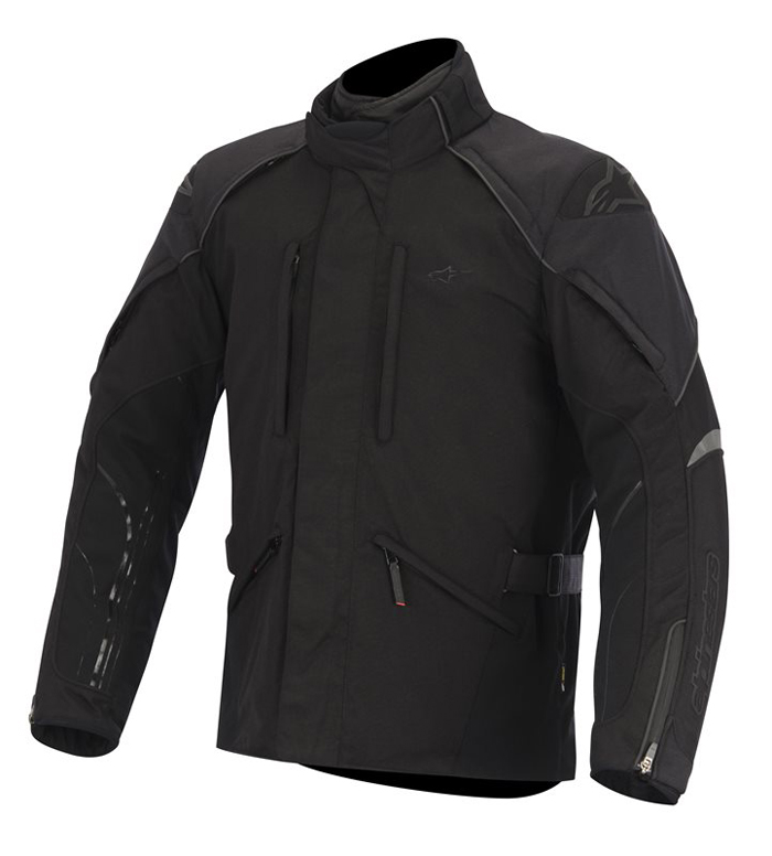 Giacca moto Alpinestars New Land Gore-Tex Nero