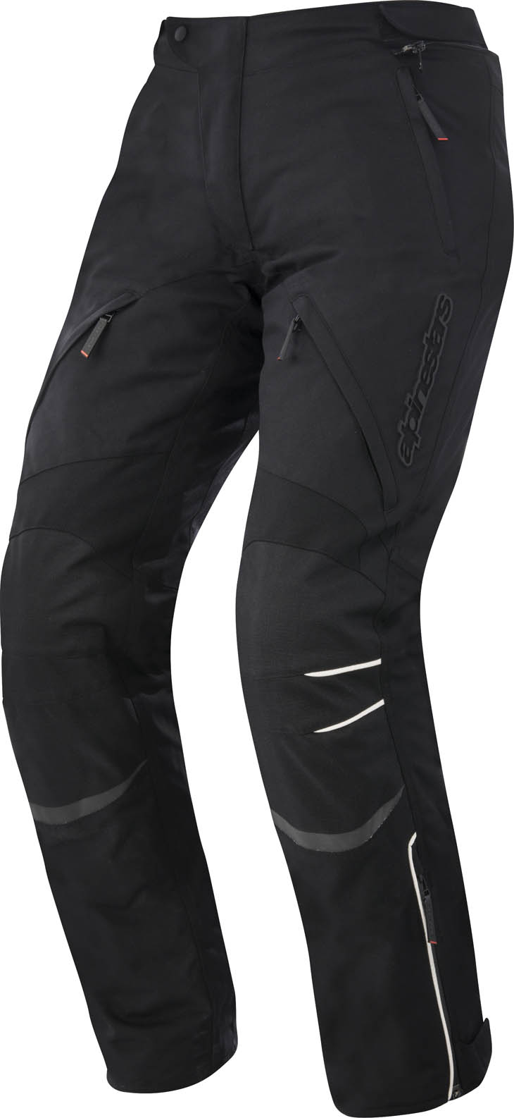Pantaloni moto Alpinestars New Land Goretex Nero