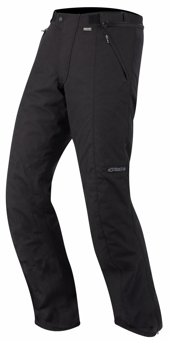 Pants Alpinestars Courmayeur GORE-TEX Black