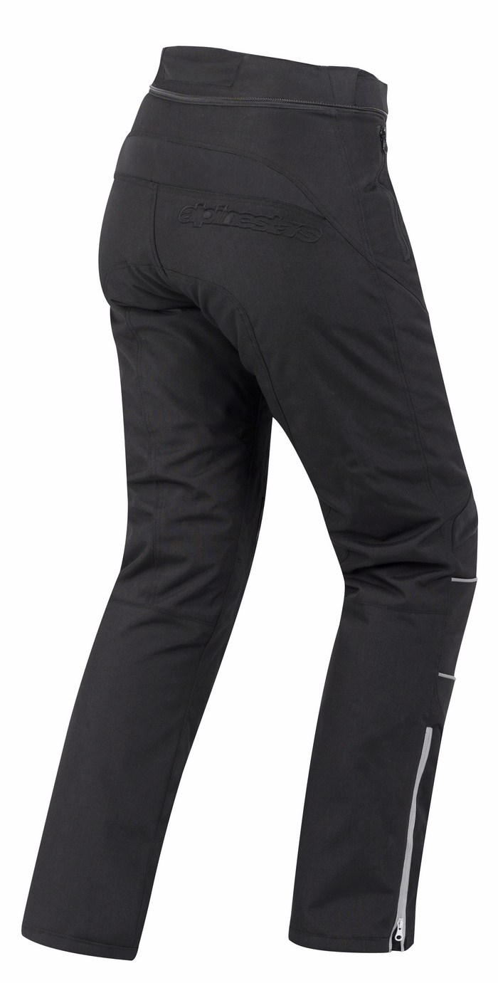 Motorcycle Pants Alpinestars Stella Berengez woman Drystar Black