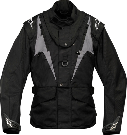Alpinestars Venture for BNS off-road jacket black-anthracite