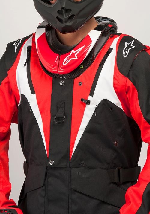 Alpinestars Ventur for BNS off-road jacket black-red