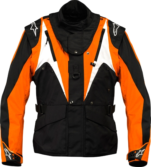 Alpinestars Ventur for BNS off-road jacket black-orange