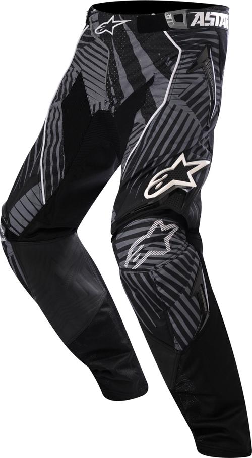 Alpinestars Techstar off-road pants cool gray-black