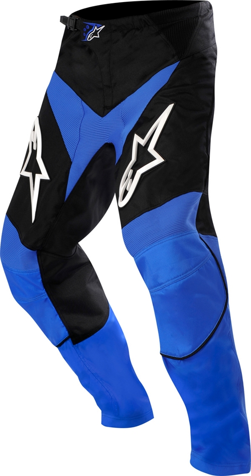 Alpinestars Racer off-road pants blue-black-white