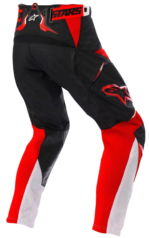 Alpinestars Venture off-road pants black-red