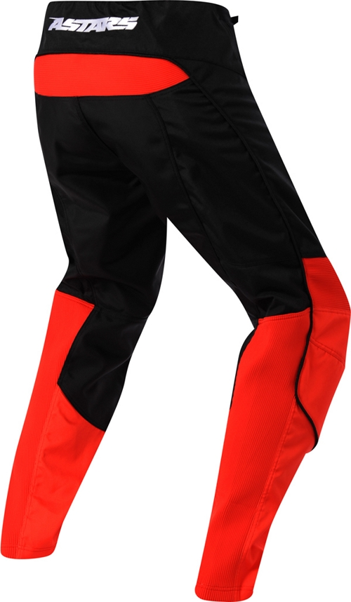 Alpinestars Youth Racer off-road pants red-black-white