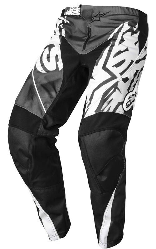 Cross Alpinestars Racer Pants Grey Black