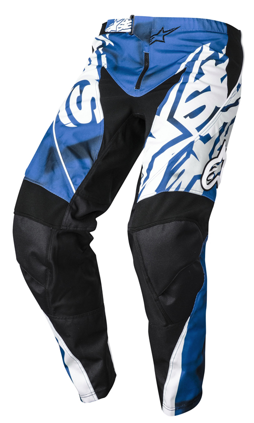 Pants Alpinestars Racer Cross Blue Black