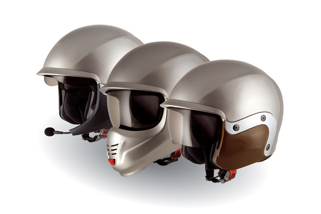Suomy 3LOGY modular helmet double omologation p-J matt white