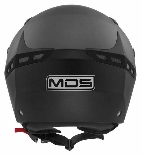 Mds by Agv G240 Mono jet helmet flat black