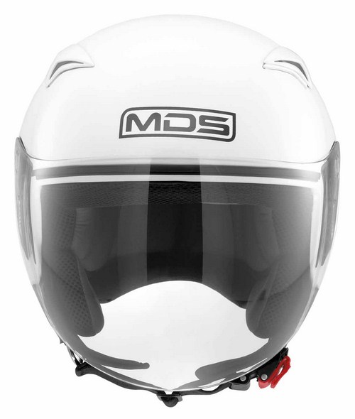 Casco moto jet Mds by Agv G240 Mono bianco