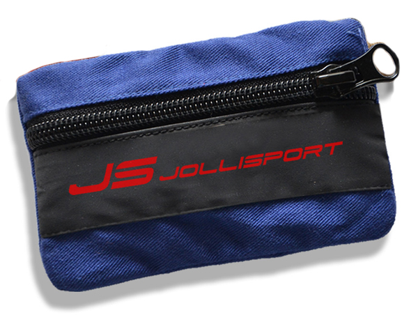 Jollisport Plug Keychain Blue