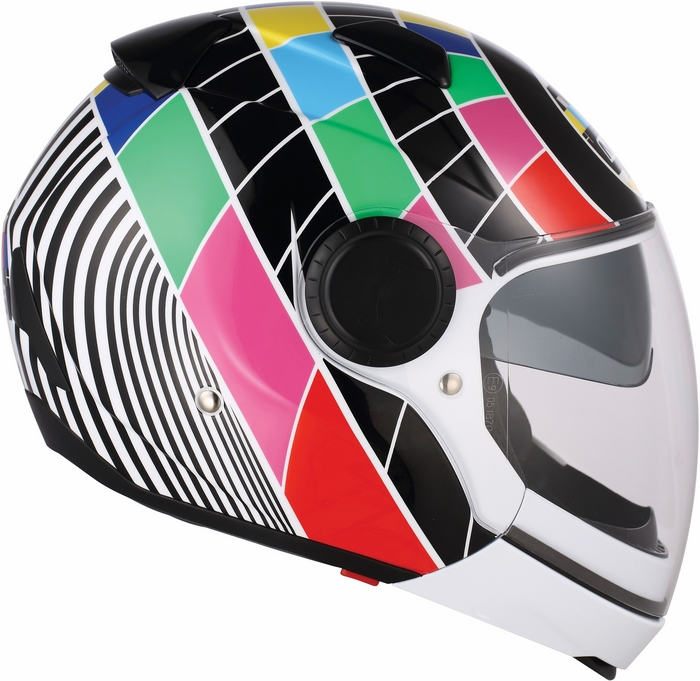 Casco moto Mds by Agv Sunjet Multi No Signal