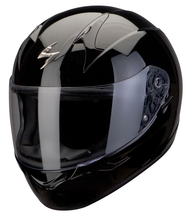 Casco integrale Scorpion Exo 410 Nero