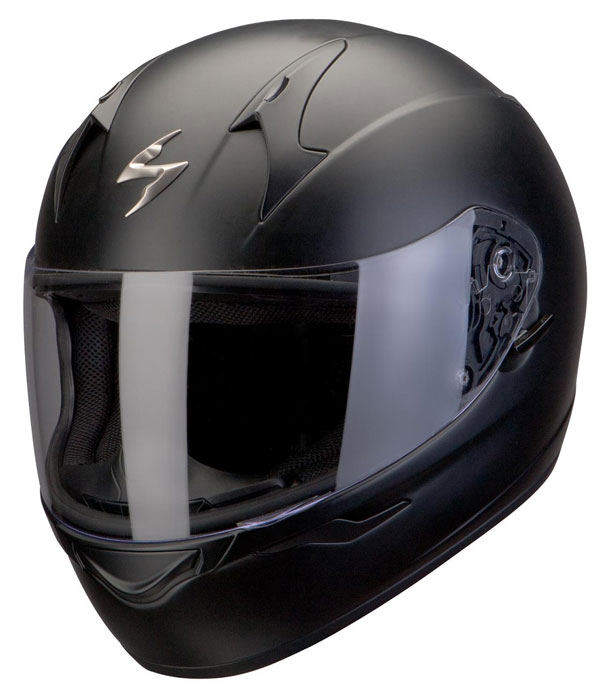 Casco integrale Scorpion Exo 410 Nero Opaco