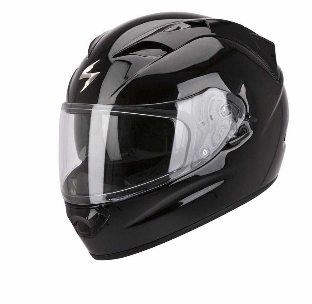 Scorpion Exo 1200 Air Solid full face helmet black